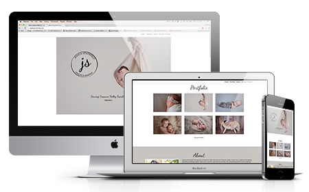 Jessica Southfield Photography Website