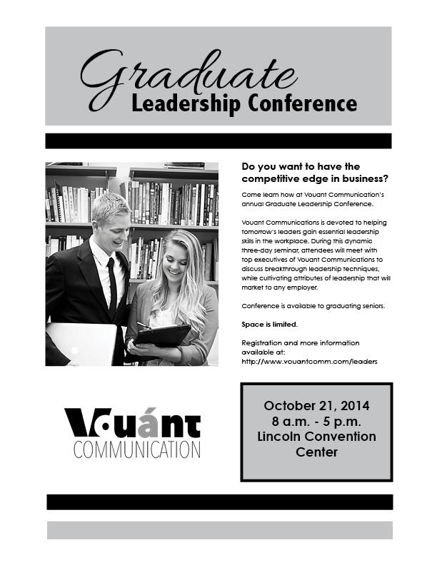 Leadership Flyer Conference