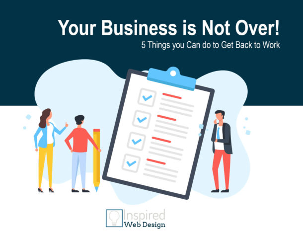 Business is Not Over